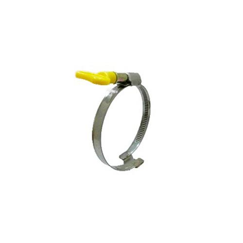 橋式蝶型管束(Bridge hose clamp with butterfly handle)