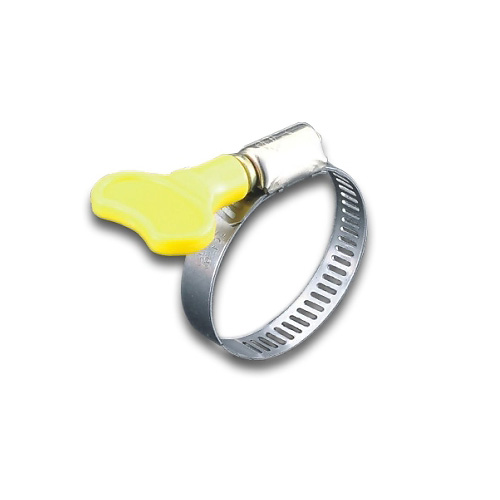 蝶型管束(Butterfly handle type hose clamp)